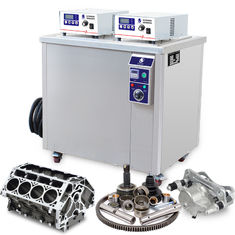 Stainless steel Ultrasonic Cleaning Machine / Ultrasonic Cleaning Services