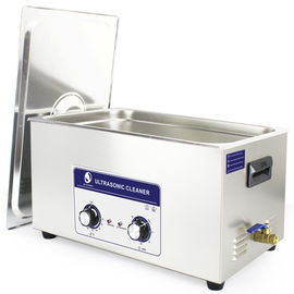 22L Mechanical Ultrasonic Cleaner For Hardware Tools Clean And Rust Removing