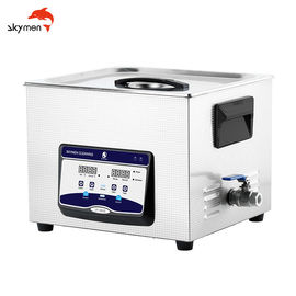 40KHz Table Top Ultrasonic Cleaner Digital Heater / Timer For Surgical Instrument