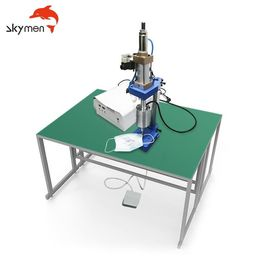 500W Generator Ultrasonic Welding Machine 35KHz Sealing Ear Loop Long Lifespan